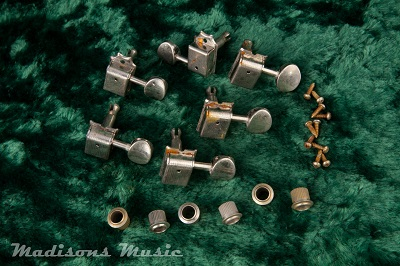 Kluson AGED Single Line Tuning Machines